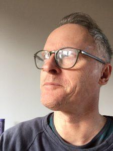 Phil Moss face shot